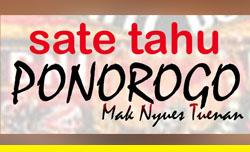 Sate Tahu Ponorogo