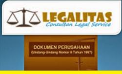 Jasa Pengurasan legalitas